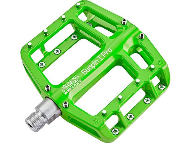 NC-17 Sudpin I Pro Pedaler, green